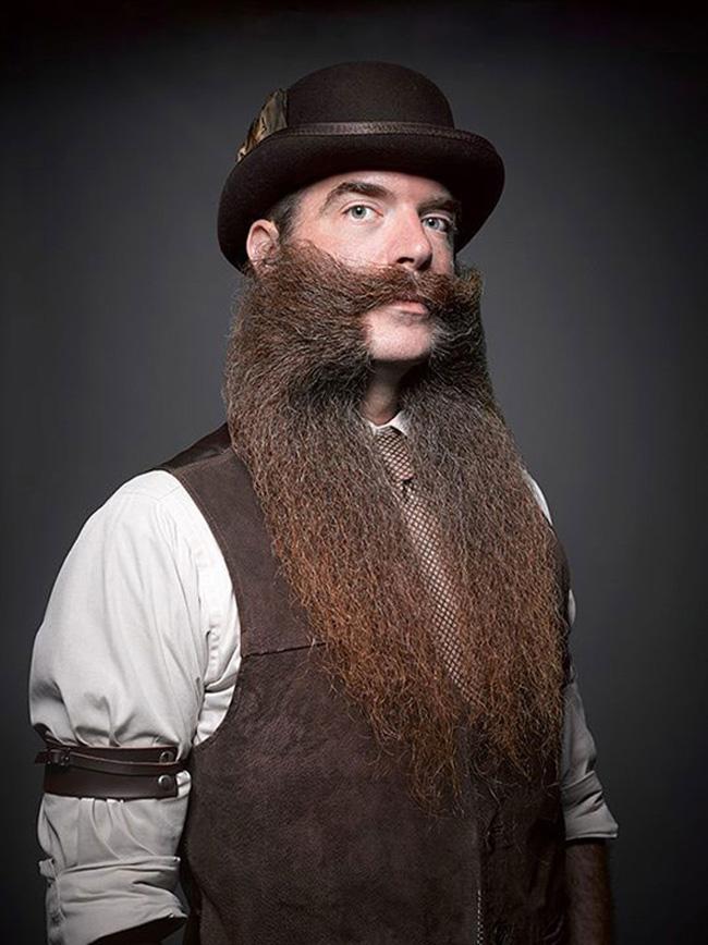 Bigodes de impor respeito - bigode com estilo