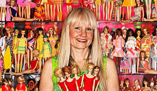 Coleções que o vão surpreender - Coleção de bonecas Barbie