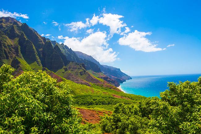 Os caminhos mais perigosos do mundo - Caminho de Kalalau, Havai