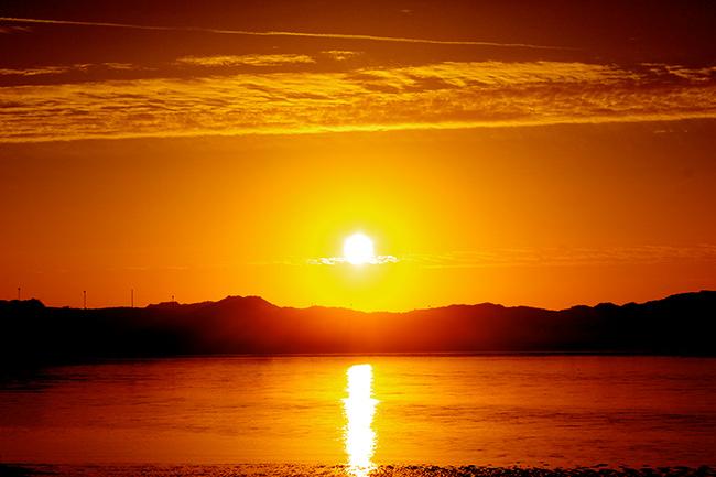 Os mais fantásticos pores do sol de Portugal - Vila Nova de Milfontes