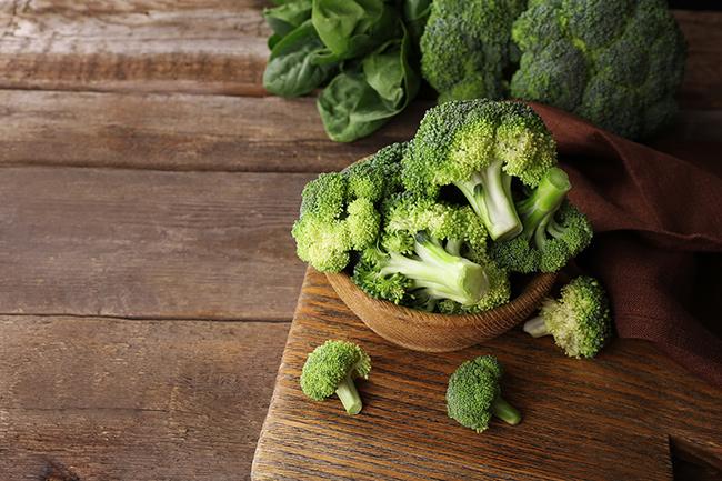 Alimentos para um bronzeado perfeito - Bróculos