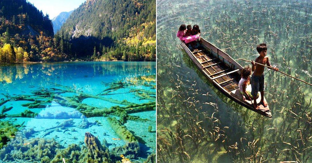 As águas mais cristalinas – 10 locais de sonho