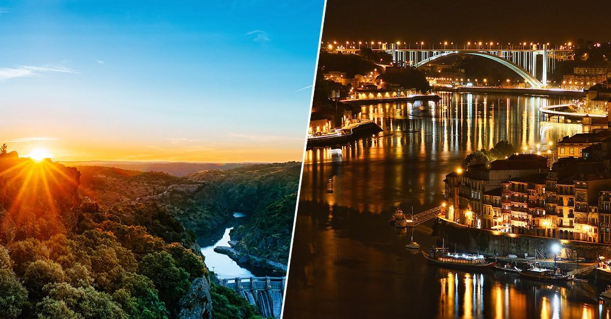 Os 8 mais belos miradouros portugueses