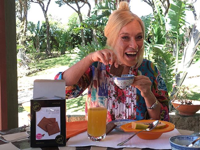 Teresa Guilherme - Últimas novidades da minha dieta Lev
