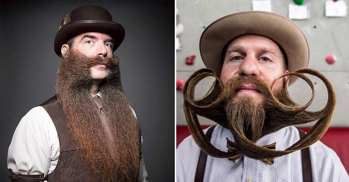 10 bigodes de impor respeito