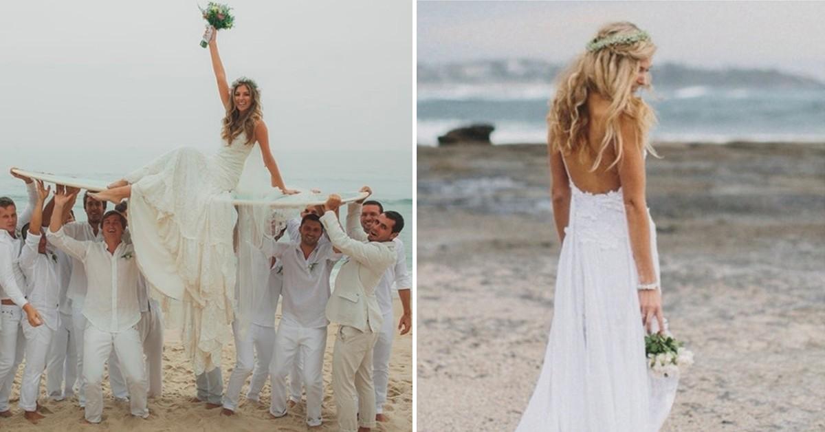 Casamentos na praia –Tenha um dia inesquecível