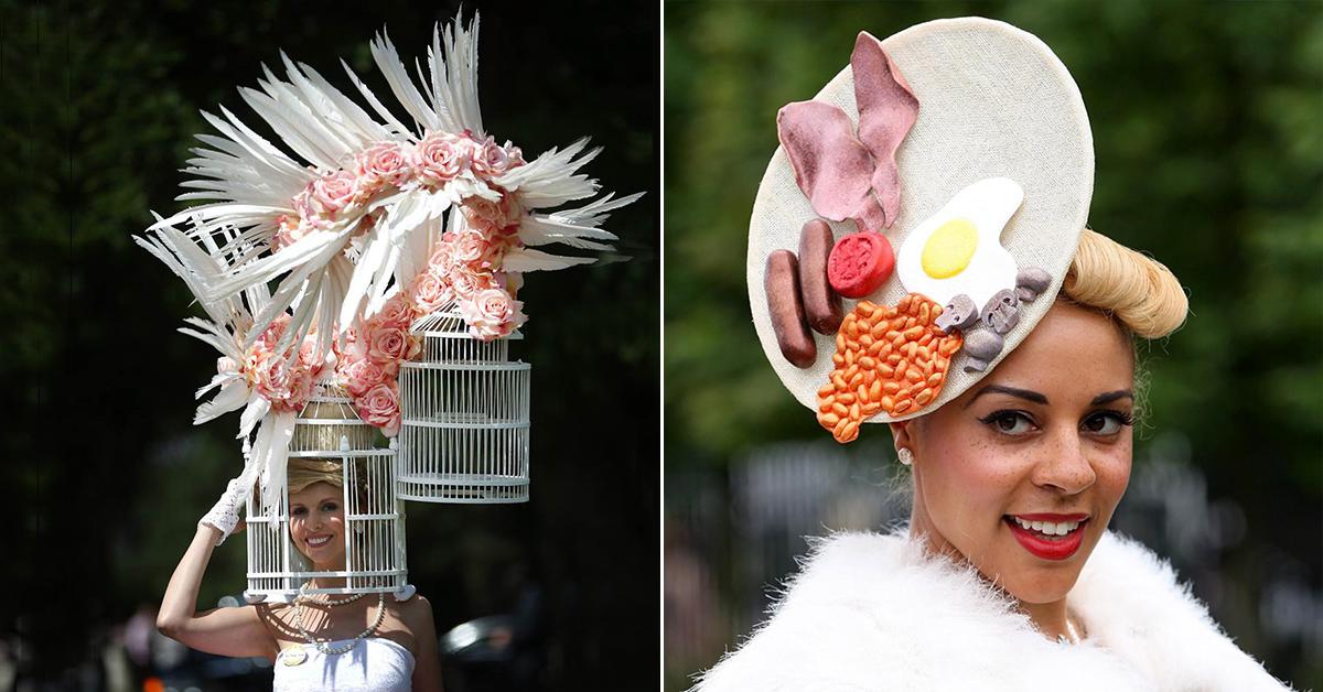 11 chapéus loucamente originais