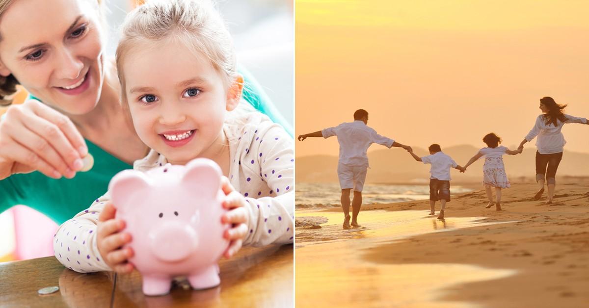 8 dicas para umas férias económicas e tranquilas