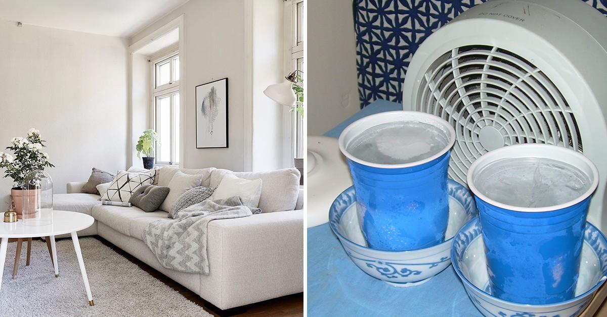 6 ideias para a casa ficar mais fresca