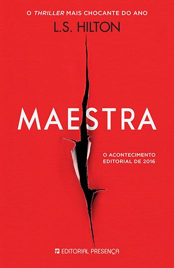 O romance mais falado do ano - Maestra, de L.S. Hilton