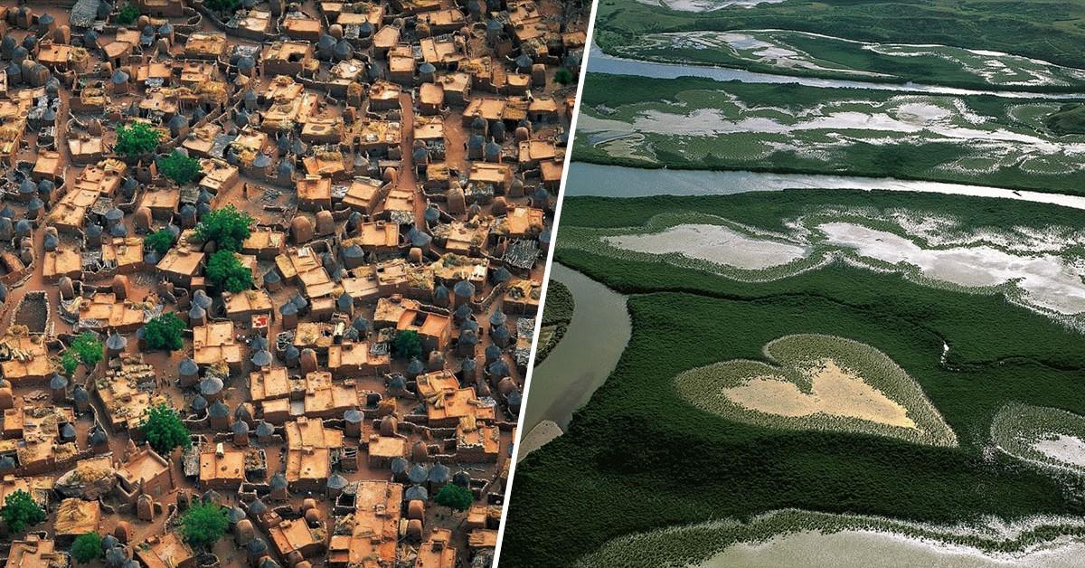 10 paisagens do nosso mundo que tem de conhecer