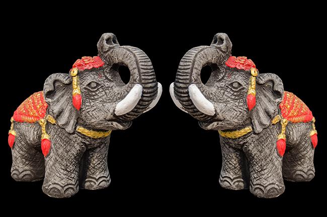 Superstições bem conhecidas - Elefantes
