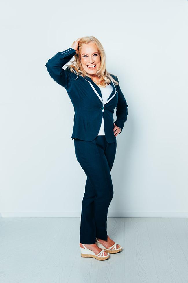 Abrace um estilo de vida saudável - Teresa Guilherme e a dieta Lev