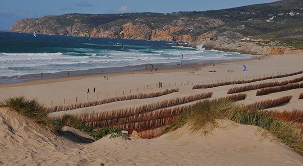 As mais belas praias de Portugal - Praia do Guincho, Cascais