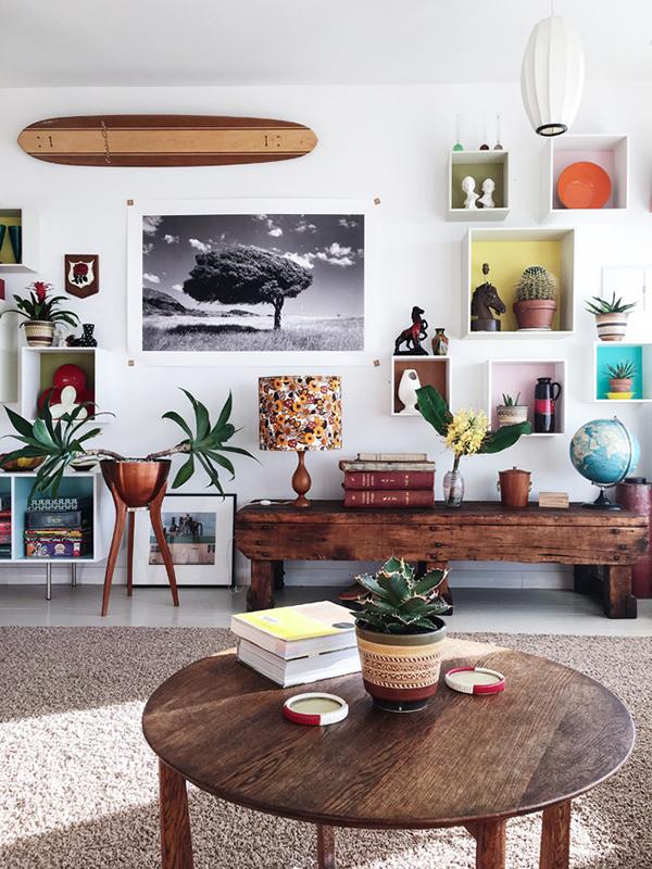 dicas de decora o vintage e retro para uma casa de sonho