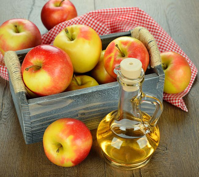 Benefícios do vinagre de maçã - Ajuda a emagrecer
