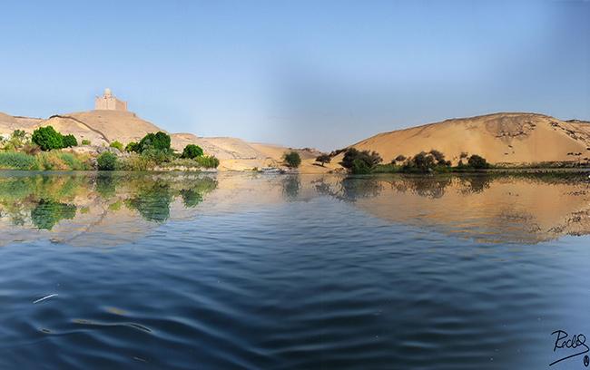 Os rios mais bonitos do mundo - Rio Nilo