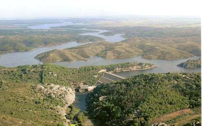 Barragens portuguesas - Barragem do Maranhão