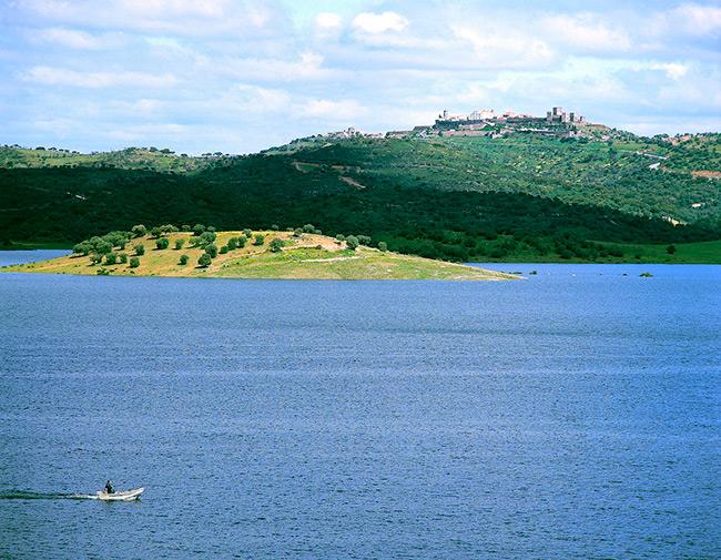 Barragens portuguesas - Barragem do Alqueva
