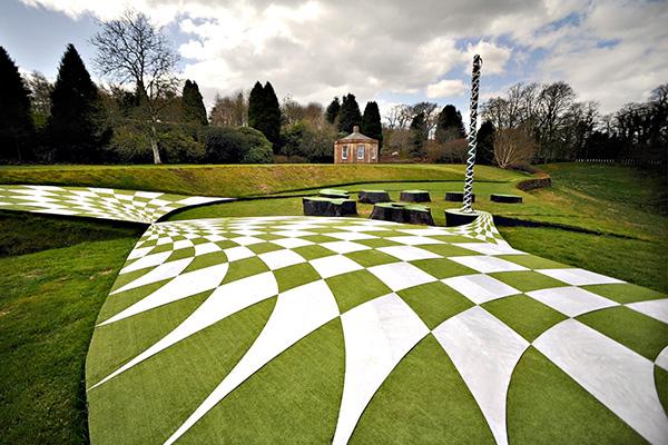 Maravilhas do mundo, jardins de sonho: Jardim da Especulação Cósmica – Dumfries, Escócia