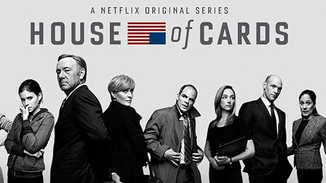 As melhores séries de televisão do mundo - House of Cards