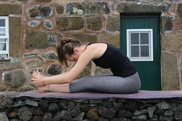 2 - Exercícios de yoga para dormir melhor