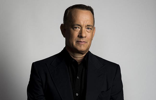 Profissões de famosos antes de serem conhecidos - Tom Hanks