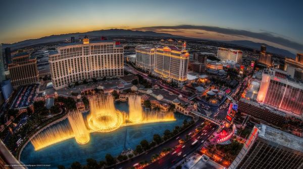 As mais belas fontes do mundo: Fontes de Bellagio – Las Vegas, EUA