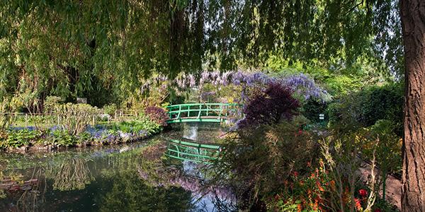 Maravilhas do mundo, jardins de sonho: Os Jardins de Monet, Giverny, França