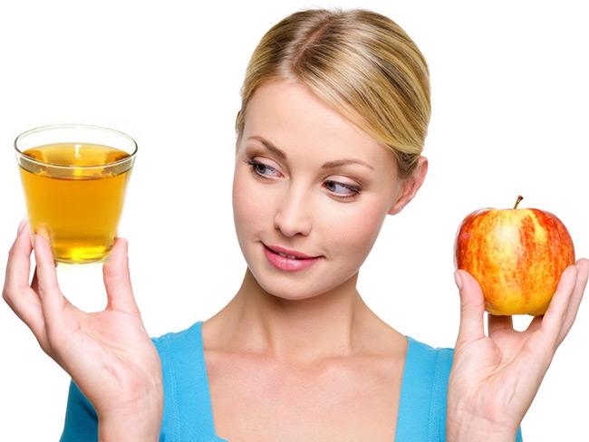 Benefícios do vinagre de maçã - Controla dores de cabeça e musculares