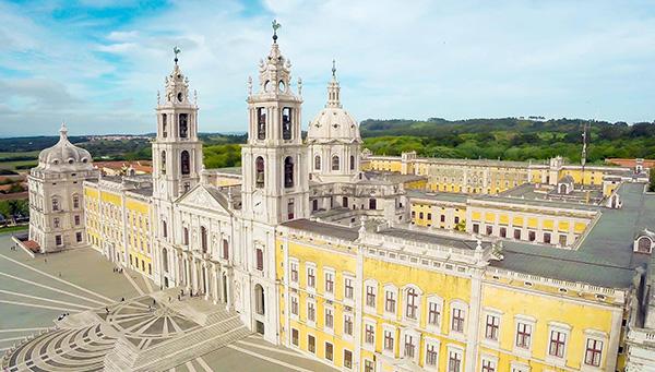 Palácios de Portugal - Palácio de Mafra, Mafra