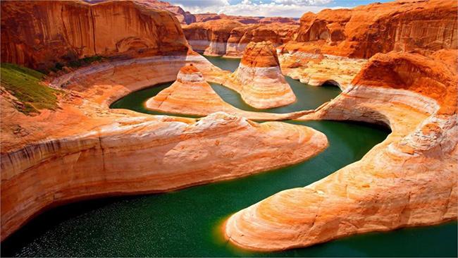 Os rios mais bonitos do mundo - Rio Colorado, EUA e México