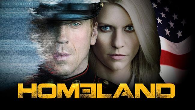 As melhores séries de televisão do mundo - Homeland
