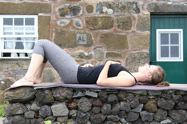 3 - Exercícios de yoga para dormir melhor