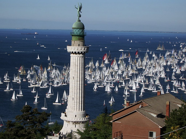 Faróis de sonho: Farol Vittoria – Trieste, Itália