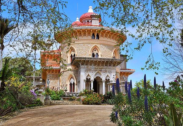 Palácios de Portugal - Palácio de Monserrate, Sintra