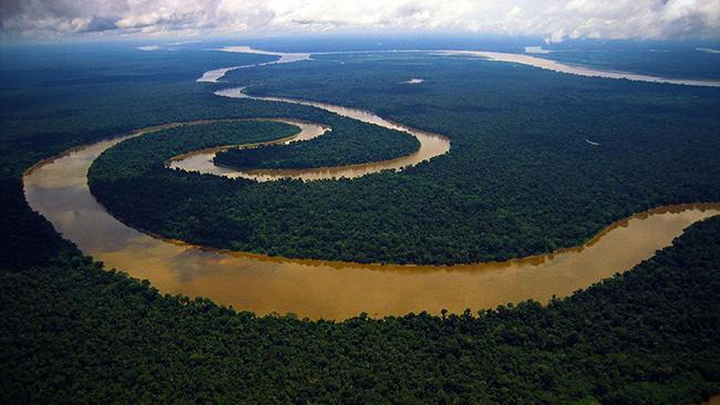 Os rios mais bonitos do mundo - Rio Amazonas, América do Sul