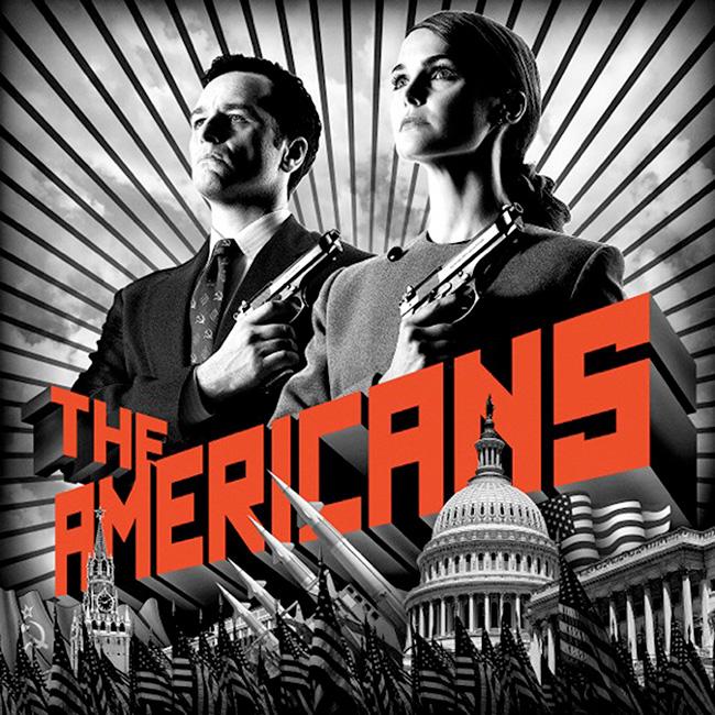 As melhores séries de televisão do mundo - The Americans