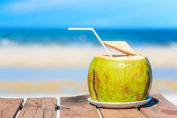 Benefícios do coco - É MUITO HIDRATANTE