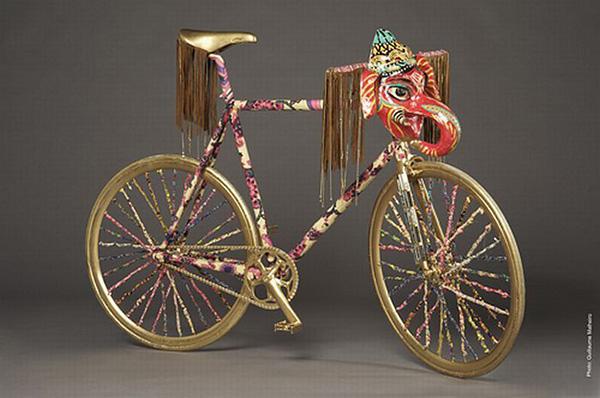 Bicicletas surpreendentes - bicicleta oriental