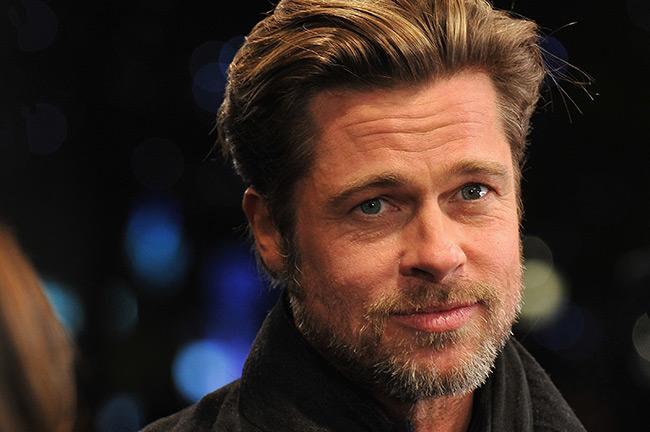 Profissões de famosos antes de serem conhecidos - Brad Pitt