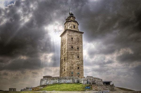 Faróis de sonho: Torre de Hércules – Galiza, Espanha