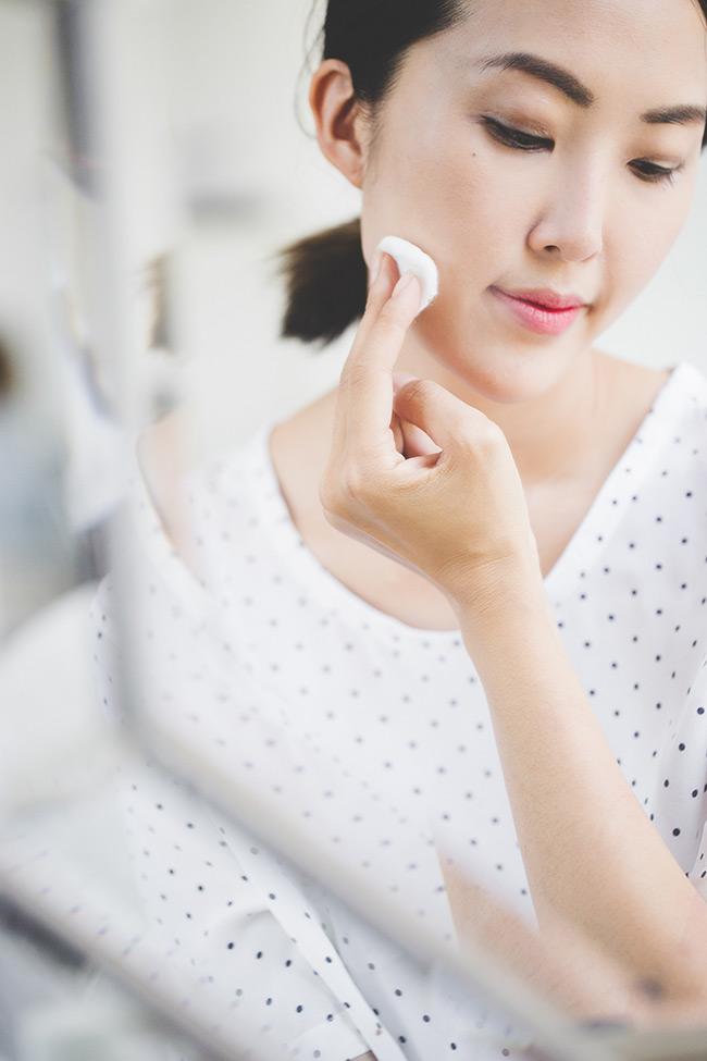 Benefícios do vinagre de maçã - Cuida da nossa pele