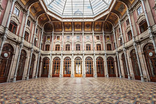 Palácios de Portugal - Palácio da Bolsa, Porto