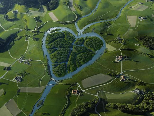 Os rios mais bonitos do mundo - Rio Missouri, EUA