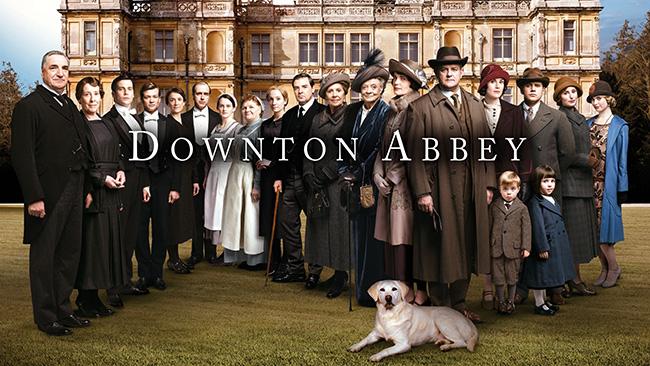 As melhores séries de televisão do mundo - Downtown Abbey