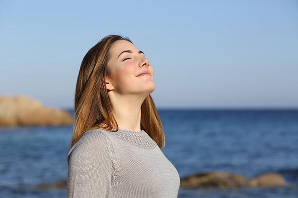Benefícios da água do mar - combate doenças respiratórias