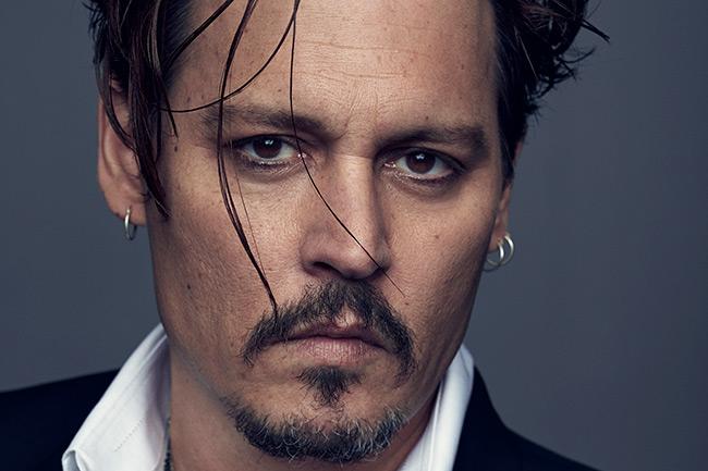 Profissões de famosos antes de serem conhecidos - Johnny Depp