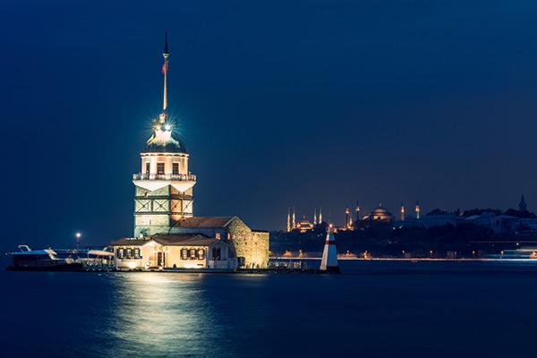 Faróis de sonho: Torre de Leandro – Istambul, Turquia