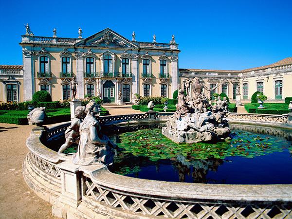 Palácios de Portugal - Palácio de Queluz, Sintra